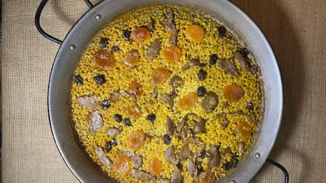 Beef sirloin rice